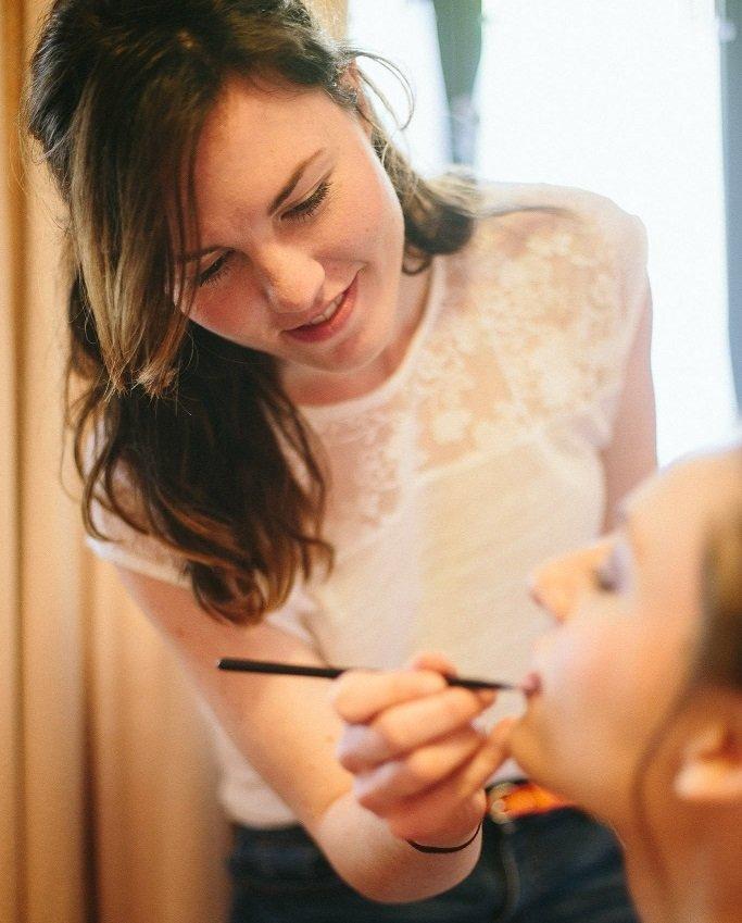 Annika Schilling - Brautfrisur, Brautstyling, Hochsteckfrisur, Hochzeitsfrisur, Haare Hochzeit, Braut Make up, Hochzeit Make up